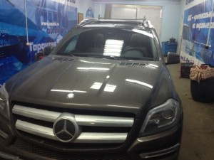 Люк на Mercedes W166 ML 5D SUV 2011-
